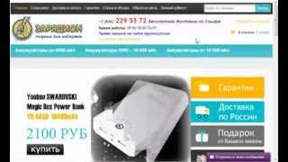 Экспресс аудит интернет магазина zaryadion ru