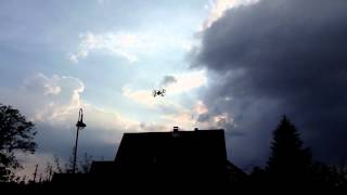 preview picture of video 'Test, Produkttest XciteRC Rocket 270 3D Ferngesteuerter RC Quadrocopter Drohne'
