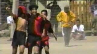 preview picture of video 'Gente de Mar de Penco, campeonato oficial 1°infantil 1999'