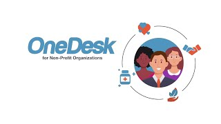 OneDesk for Nonprofit Organizations