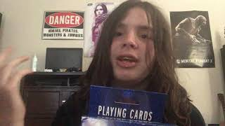 Bicycle cards 12 pack - Video Youtube