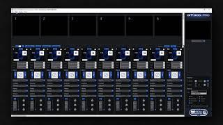 ArKaos MediaMaster Video Tutorial - 25. MediaMaster 6 tutorial - Novastar mapping