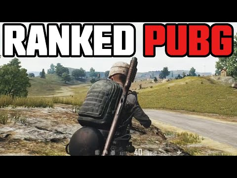 HOW WE WIN RANKED GAMES // PUBG Console (Xbox One & PS4)