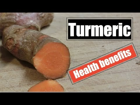 Video 12 Health Benefits of Turmeric - Herbal Medicine