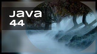 44 - Arrays ( declare; initialize; loop through ) | Java Tutorials