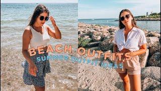 BEACH OUTFITS IDEAS