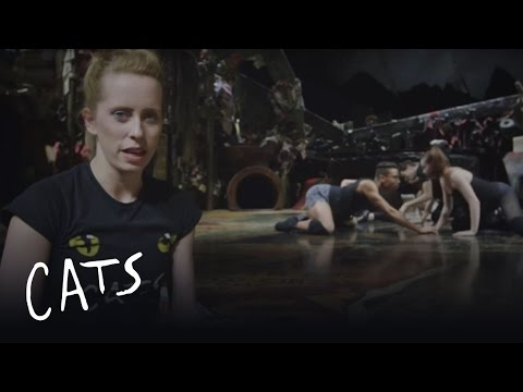 HOW TO BE A CAT - Improvisation | Cats the Musical