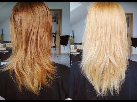 Der volle Haarausfall des Kopfes bei den Frauen