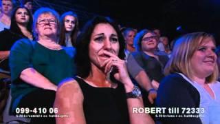 Robert - Because you love me - True Talent final 4