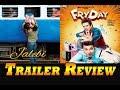 Trailer Review | Jalebi | Fryday | jalebi  Rhea | Varun | Digangana | | | FRYDAY | Govinda |