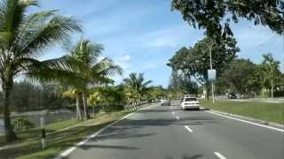 preview picture of video 'Driving in Kota Kinabalu.mov'