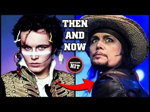 100 Of The 80s Biggest Music Stars Then And Now (Part 2)