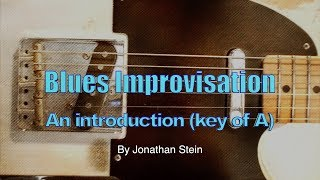 Blues Improvisation - An Introduction
