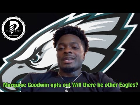 Philadelphia Eagles Breaking News| Marquise Goodwin Opts Out 2020 Season| Will There Be More Eagles?
