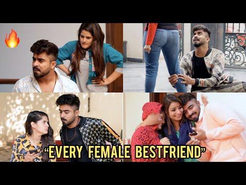 Every Female Bestfriend || Half Engineer