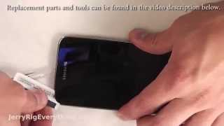 Samsung Galaxy S5 Screen Repair, Charging Port Fix, Complete Teardown
