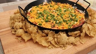 Nacho Dip - Superbowl Appetizer - See Recipe