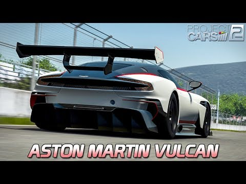 Riesiger V12 | Project CARS 2 [HD] [GER] Aston Martin Vulcan @ Zhuhai
