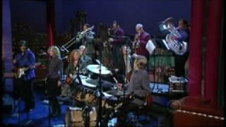 <b>Levon Helm</b>  Tennessee Jed  On Letterman 7/9 TheAudioPervcom