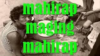 Dong abay-Mateo singko-lyrics