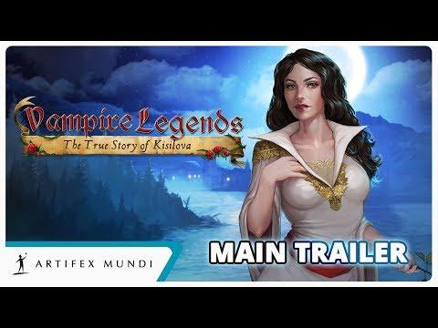 Vampire Legends The True Story of Kisilova
