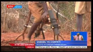 Dhiki ya Ukame: Mtoto atungwa mimba baada ya kulaghaiwa na chapati mbili