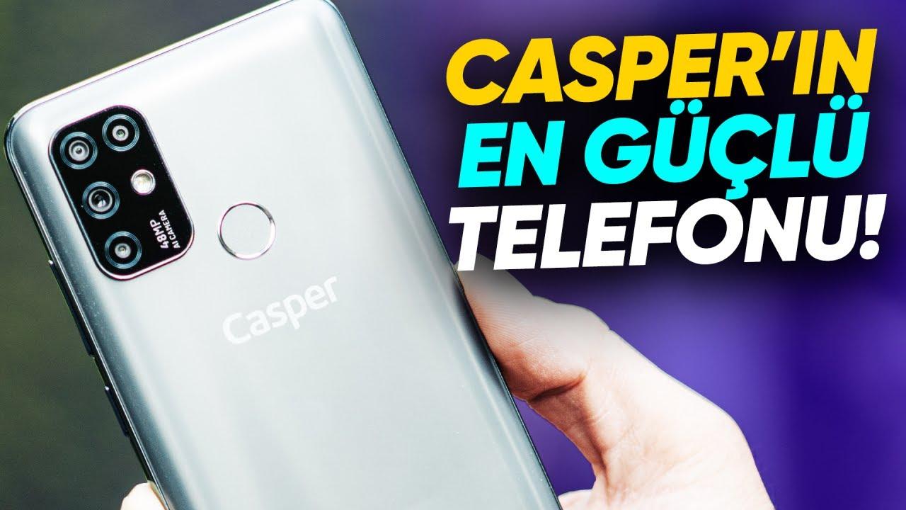 Casper telefonlarının en yenisi Webtekno Plus masasında! Casper'ın ilk yerli üretim telefonunu Webtekno Plus ekibi özelliklerinden, fiyatına tüm detayları ile inceliyor. 4 sensörlü kamerası, 5000 mAh'lik bataryası,6,55 inç büyüklüğünde ekranı ile dikkatleri çeken Casper VIA F20 hakkında Webtekno Plus ekibi neler diyor? İnceleme videosunu izlemeden karar vermeyin! İyi seyirler...