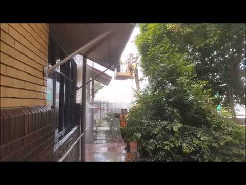 Exterior Building Cleaning Maryborough