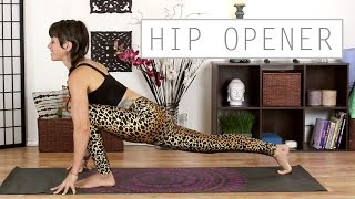 Hip Stretch Routine - Deep Hip Opening Yoga