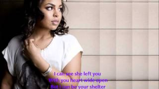 Jordin Sparks - The Cure Lyrics HQ