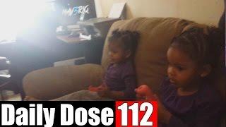 #DailyDose Ep.112 - LyVel vs Laree' in Super Smash Bros! | #G1GB