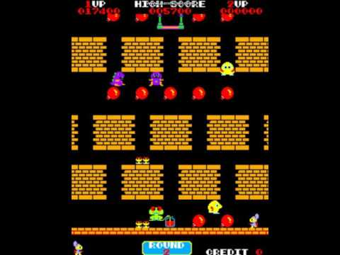 Arcade Games You Probably Never Heard Of: Pop Flamer (1982 Jaleco)