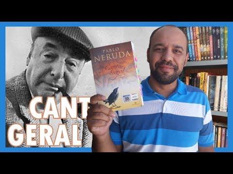 #21 Canto Geral - Pablo Neruda