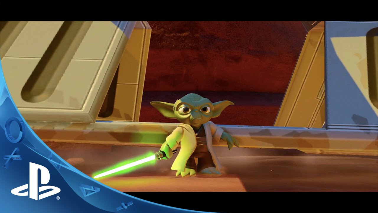 Disney Infinity 3.0 Edition Coming to PS4 & PS3, Featuring Star Wars