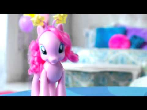 My Little Pony Chodząca Pinkie Pie | zabawkiTV