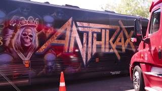 Backstage Pass with Anthrax's Scott Ian