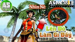 [Garena Free Fire] Thanh Niên Leo Cây Dừa Hít Đất | AS Mobile