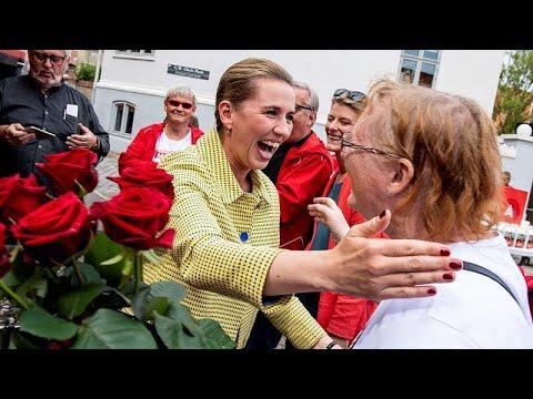 Δανία: Φαβορί η κεντροαριστερα σύμφωνα με τα exit poll