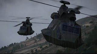 videó ArmA III: Helicopters