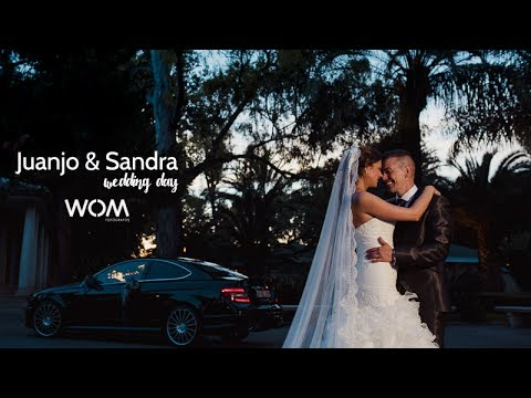 Reportaje de boda en Jardines La Hacienda