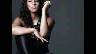 Instrumental with lyrics Alicia Keys - How It Feels To Fly
