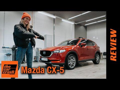 Mazda CX-5 (194 PS) im Test ✔️🧐 Das ist neu am Modelljahr 2021! Fahrbericht   Review   Preis