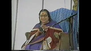 Sir CP Presentation and Shri Mataji short talk thumbnail