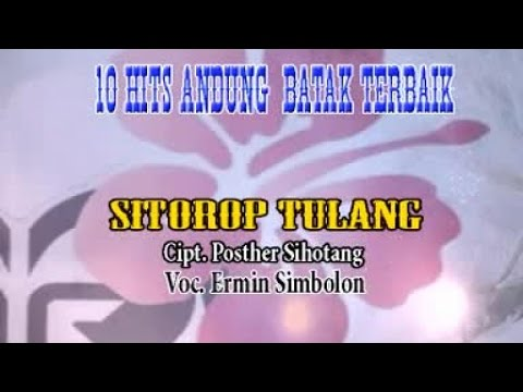 Ermin Simbolon - Sitorop Tulang (Official Lyric Video)