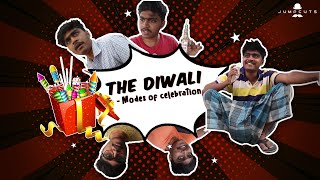 The Diwali Modes Of Celebration Hari Baskar Naresh Jumpcuts Tamil