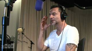 Depeche Mode's Dave Gahan on Soundcheck