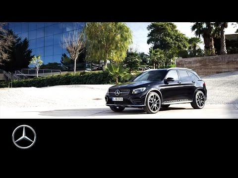Mercedes-AMG GLC 43 4MATIC Trailer - Mercedes-Benz original