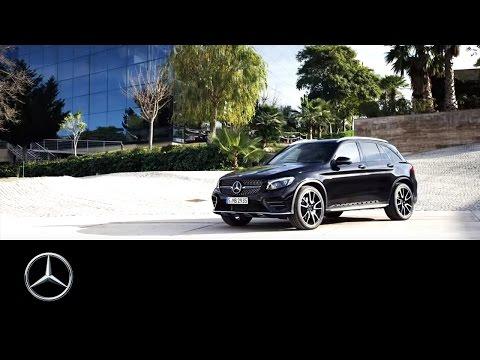 Mercedesbenz  Glc Class Паркетник класса J - рекламное видео 3