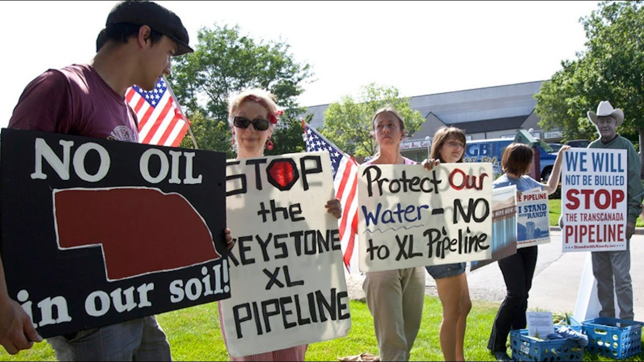 EPA Keystone XL Report Supports Obama's Veto Threat thumbnail