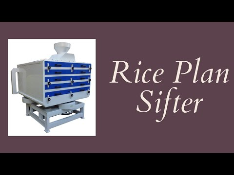 Rice Plan Sifter